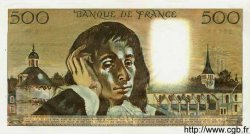 500 Francs PASCAL FRANCE  1973 F.71.10 SPL