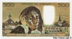 500 Francs PASCAL FRANCE  1975 F.71.13 SUP+ à SPL