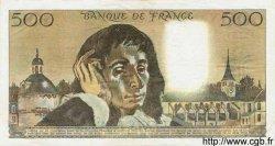 500 Francs PASCAL FRANCE  1981 F.71.25 SUP
