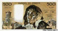 500 Francs PASCAL FRANCE  1982 F.71.26 SPL