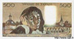 500 Francs PASCAL FRANCE  1983 F.71.29 NEUF