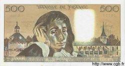 500 Francs PASCAL FRANCE  1990 F.71.45 pr.NEUF