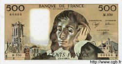 500 Francs PASCAL FRANCE  1991 F.71.47 pr.NEUF