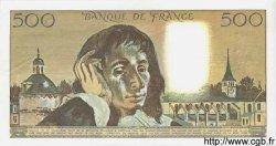 500 Francs PASCAL FRANCE  1991 F.71.49 pr.NEUF