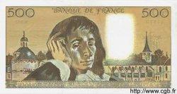 500 Francs PASCAL FRANCE  1992 F.71.50 SPL+
