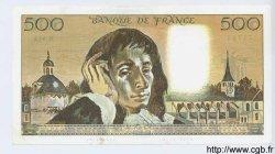 500 Francs PASCAL FRANCE  1993 F.71.52a pr.NEUF