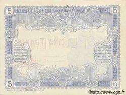 5 Francs, type 1925 NOUVELLE CALÉDONIE  1924 P.19s pr.NEUF