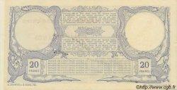 20 Francs, type III 1888 NOUVELLE CALÉDONIE  1913 P.16b pr.SPL