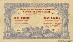 100 Francs, type IV 1888 NOUVELLE CALÉDONIE  1914 P.17 TTB