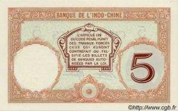 5 Francs Walhain, type 1926 NOUVELLE CALÉDONIE  1936 P.36b NEUF