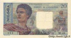 20 Francs NOUVELLE CALÉDONIE  1954 P.50b pr.NEUF