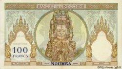 100 Francs NOUVELLE CALÉDONIE  1937 P.42b TTB+