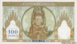 100 Francs NOUVELLE CALÉDONIE  1963 P.42e SPL