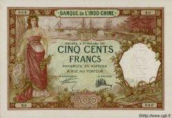 500 Francs, type 1927 NOUVELLE CALÉDONIE  1927 P.38s SPL
