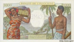 1000 Francs type 1938 NOUVELLE CALÉDONIE  1938 P.43as pr.NEUF
