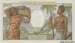 1000 Francs NOUVELLE CALÉDONIE  1947 P.43b TTB+