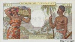 1000 Francs type 1938 NOUVELLE CALÉDONIE  1952 P.43c NEUF