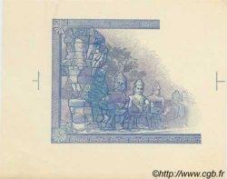 1000 Francs impression américaine 1941 NOUVELLE CALÉDONIE  1943 P.45 var SPL