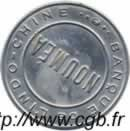 25 Centimes timbre capsule NOUVELLE CALÉDONIE  1922 P.28 SUP