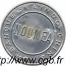 50 Centimes timbre capsule NOUVELLE CALÉDONIE  1922 P.29 TTB