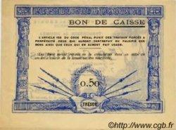 50 Centimes NOUVELLE CALÉDONIE  1919 P.30 SPL