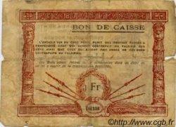 1 Franc type II NOUVELLE CALÉDONIE  1919 P.34a B+