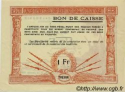 1 Franc type III NOUVELLE CALÉDONIE  1919 P.34a SUP