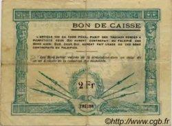 2 Francs type II NOUVELLE CALÉDONIE  1919 P.35a TTB