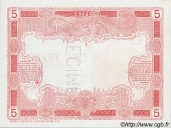 5 Francs TAHITI  1923 P.04s pr.NEUF
