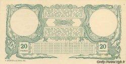 20 Francs TAHITI  1905 P.02s NEUF