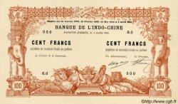 100 Francs TAHITI  1905 P.03 vars NEUF