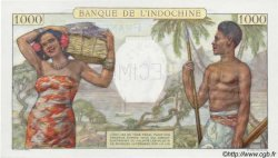 1000 Francs type 1938 TAHITI  1954 P.15b NEUF