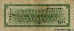 100 Francs impression américaine 1941 TAHITI  1943 P.17a TB