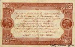 25 Centimes OCÉANIE  1919 P.01 TTB+