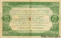CINQUANTE CENTIMES TAHITI  1919 P.02 TTB