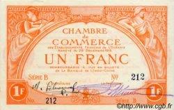 UN FRANC TAHITI  1919 P.03 SPL