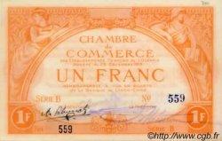 UN FRANC TAHITI  1919 P.03 SUP