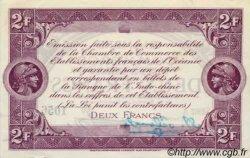 2 Francs OCÉANIE  1919 P.04 SPL