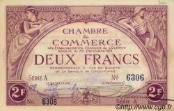 2 Francs TAHITI  1919 P.04 SUP