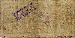 20 FRANCS - 4 tara - BON DE CAISSE TAHITI  1882 P. -s B+