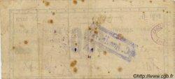 100 FRANCS - 20 tara - BON DE CAISSE TAHITI  1894 P. - TB