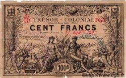 CENT FRANCS TAHITI  1893 P. - TB