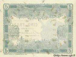 5 Francs DJIBOUTI  1919 P.-s SPL