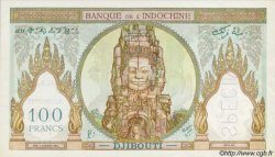 100 Francs DJIBOUTI  1931 P.08s pr.NEUF