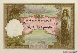 500 Francs DJIBOUTI  1927 P.09as pr.NEUF