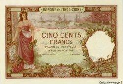 500 Francs type 1927 DJIBOUTI  1927 P.09a NEUF