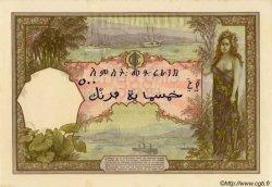 500 Francs type 1927 DJIBOUTI  1927 P.09a pr.NEUF
