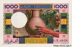 1000 Francs type 1947 DJIBOUTI  1947 P.20s NEUF