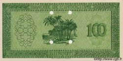 100 Francs Palestine DJIBOUTI  1945 P.16s NEUF