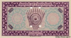 500 Francs Palestine DJIBOUTI  1945 P.17s SUP+